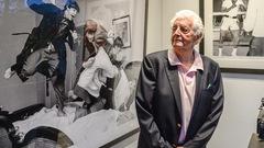 Des Beatles à Charles de Gaulle : le photographe Harry Benson s'amène à Montréal