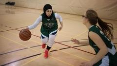 Les vêtements sportifs pour musulmanes ont la cote