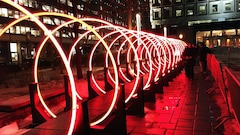 Montréal, nouvelle ville lumière