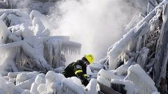 Le récit de l'incendie de L'Isle-Verte enphotos