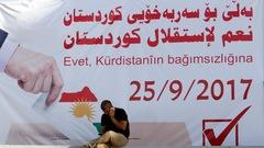 Les Kurdes irakiens tiennent leur référendum d'indépendance