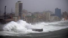 Un ouragan «jamais vu» à Cuba