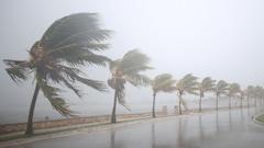 L'ouragan Irma a ravagé les Antilles