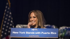 Jennifer Lopez donne 1 million pour la reconstruction de Porto Rico