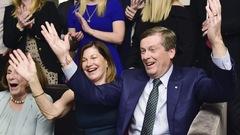 John Tory réélu comme maire de Toronto