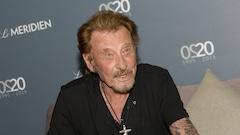 Johnny Hallyday annonce être traité pour un cancer