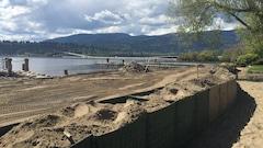 Fonte des neiges : le niveau du lac Okanagan pourrait continuer de grimper