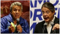 Équateur : duel Moreno-Lasso au second tour de la présidentielle