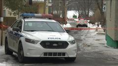 Un homme battu à coups de bâton en pleine rue à Laval