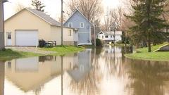 Interdiction de reconstruire en zone inondable:réactions mitigées des municipalités