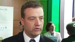 Le ministre Fortin se défend de ne pas investir suffisamment en culture