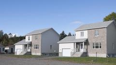Hydro-Québec construit des «maisons du futur» à Shawinigan
