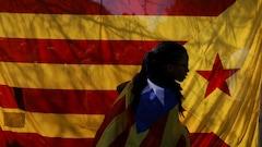 Référendum: les souverainistes catalans déterminés à tenir tête à Madrid