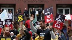 Le décret migratoire de Trump suspendu par la Cour d'appel
