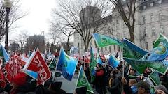 Les dispositions anti-briseurs de grève s'essoufflent