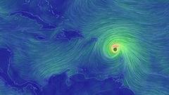 Maria s'abat sur la Dominique et se dirige vers Porto Rico