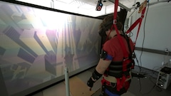 La réalité virtuelle au secours de victimes d'AVC