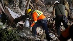 Un puissant séisme au Mexique fait au moins 217morts