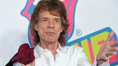 Mick Jagger à nouveau papa à 73ans