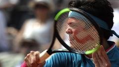 Milos Raonic en demi-finales à Lyon