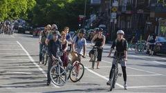 Éduquer les cyclistes délinquants pour réduire le nombre d'accidents