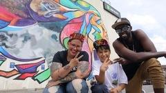 Une des plus grandes murales d'Ottawa inaugurée