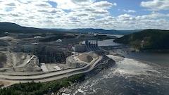 Muskrat Falls: l'estimation des coûts augmente à 12,7milliards de dollars