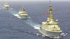 Marine royale canadienne: nouveau retard dans le remplacement de la flotte