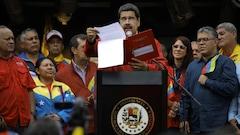 Le président vénézuélien lance son projet controversé d'Assemblée constituante