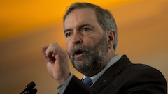 Cannabis : Mulcair accuse Trudeau d'« hypocrisie abjecte »