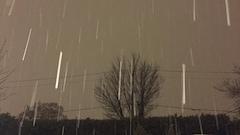 Qu'est-ce qu'un orage d'hiver?