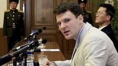 Trump accuse Pyongyang d'avoir « gravement torturé » Otto Warmbier