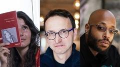 Bière, psychiatrie, hip-hop: tous les chemins mènent à la poésie