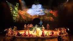 Le Cirque du Soleil plante son chapiteau à Gatineau avec son spectacle «Volta»