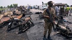 Plus de 150morts dans l'explosion d'un camion-citerne au Pakistan