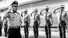 L'ancien dictateur panaméen Manuel Noriega est mort
