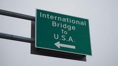 Le pont transfrontalier de Sault-Sainte-Marie a été temporairement fermé à cause d'un «petit engin potentiellement explosif»