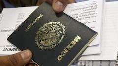 Les demandes d'asile mexicaines sont en forte hausse