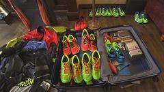 Sept marathons en sept jours sur sept continents:le grand départ de Patrick Charlebois
