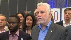 Couillard ne tentera pas de soustraire le Québec à l'arrêt Jordan