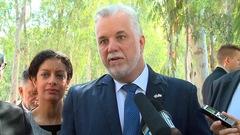 Le Québec doit «prendre grand soin» de Bombardier, croit Couillard