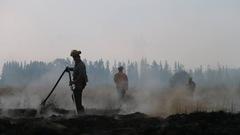 La Colombie-Britannique en voie de connaître sa pire saison des feux de forêt