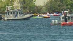 Descente de Port Huron2017:168personnes secourues