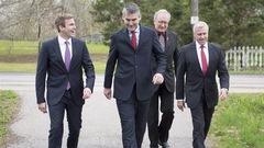 Front commun des dirigeants de l'est du Canada et des É.-U. pour le libre-échange