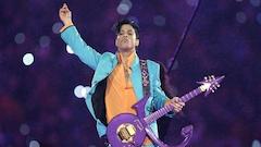 Le chanteur Prince a sa propre teinte de pourpre