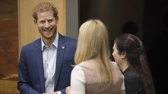 Le prince Harry à Toronto pour les Jeux Invictus