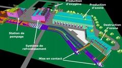 Le projet d'usine d'ozonation de l'eau dans Rivière-des-Prairies franchit une autre étape