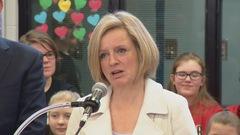Budget fédéral: des attentes élevées en Alberta