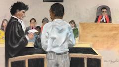 Meurtre au Maxi: l'accusé Randy Tshilumba dit souffrir de troubles mentaux