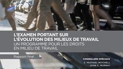 Lois du travail en Ontario: trois semaines de congé pour tous, recommande un rapport